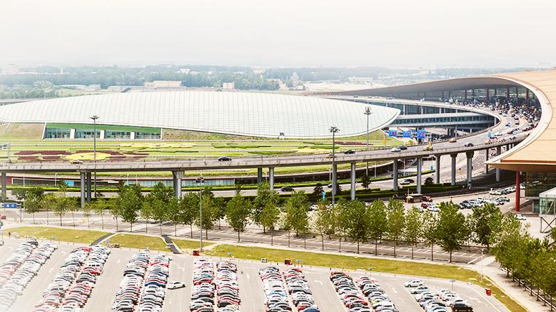 机场停车场资源