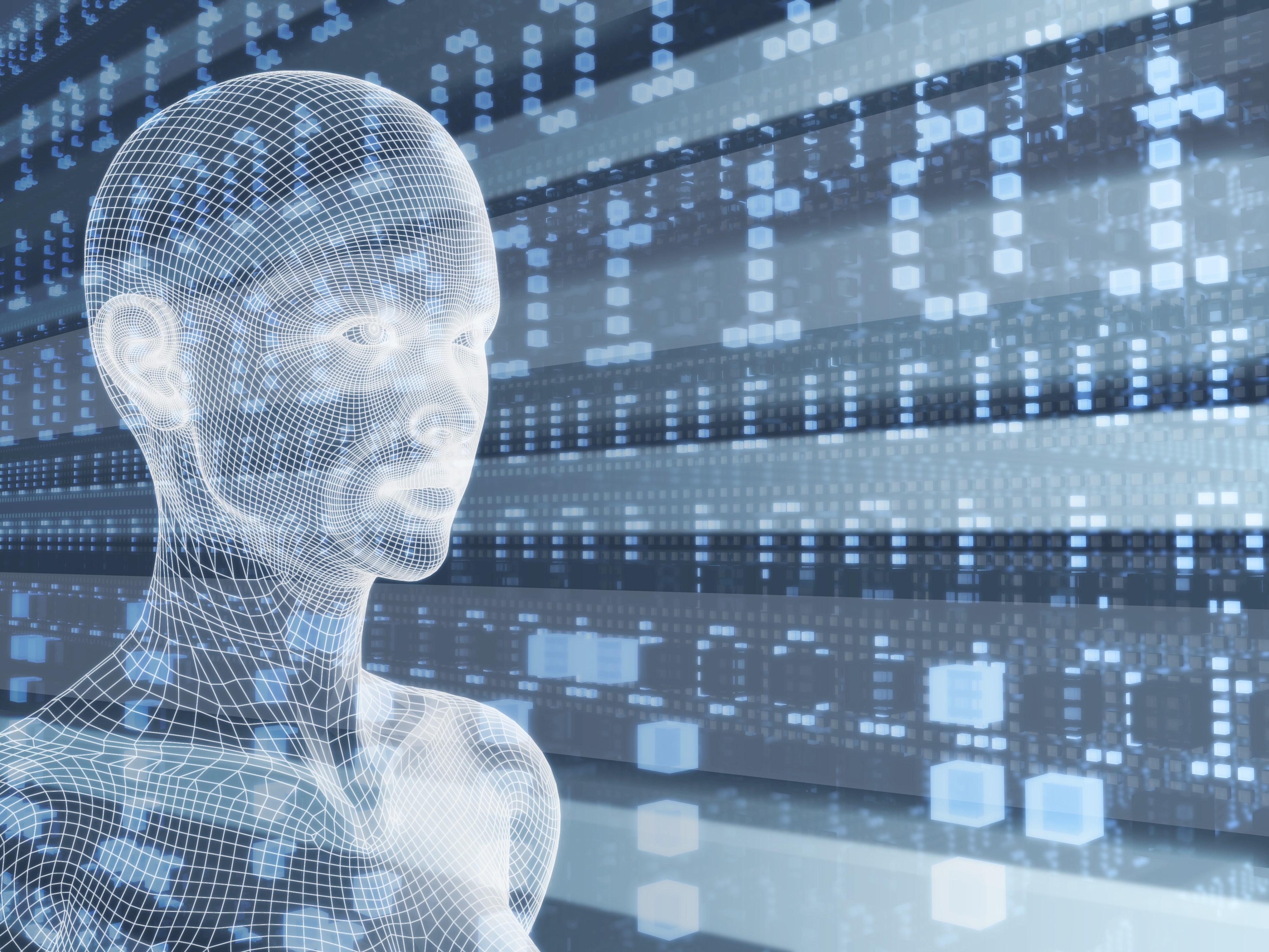 AI虚拟数字人