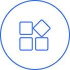 支持模块化调用、灵活扩展的业务中台